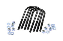 "9/16"" Square U Bolt Set (2.375 X 7.75)"