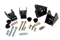 87-96 Jeep YJ Wrangler Shackle Reversal Kit