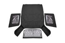 Jeep JK Wrangler Replacement Soft Top (07-09 2-Door)(Black)