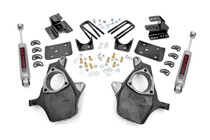 2IN / 4IN GM Lowering Kit (07-14 1500 PU 2WD)