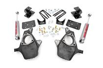 2IN/4IN - 99-06 Chevy/GM Lowering Kit