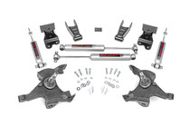 2IN/4IN Chevy/GM Lowering Kit (88-98 1500 PU)
