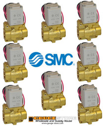 1/4 SMC pneumatic Valve 8 Pack for air suspension
