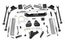 6in Ford 4-Link Suspension Lift Kit (2017-19 F-250/F-350 4WD | Diesel)