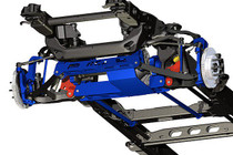 4IN GM NTD Suspension Lift Kit (99-06 1500 PU) displayed in blue