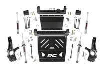 6in GM Suspension Lift Kit (15-19 Canyon/Colorado 2WD) with Lifted N3 Struts
