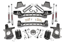 6in GM Suspension Lift Kit (99-06 Silverado/Sierra 1500 PU 2WD)