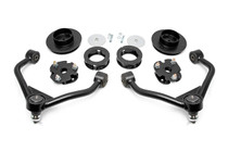 3in Dodge Bolt-On Lift Kit (12-17 Ram 1500 4WD)