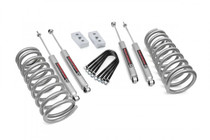 3in Dodge Suspension Lift Kit (03-13 Ram 2500) with N3 Shocks