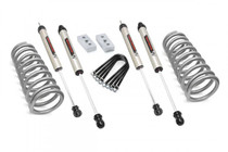 3in Dodge Suspension Lift Kit (03-13 Ram 2500) with V2 Monotube Shocks +$400.00