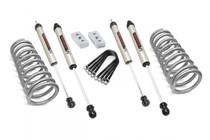 3in Dodge Suspension Lift Kit (03-13 Ram 2500) with V2 Monotube Shocks +$400.00