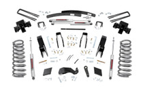 5in Dodge Suspension Lift Kit (94-02 Ram 2500 4WD V10)
