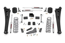 5in Dodge Suspension Lift Kit w/ Coil Springs & Radius Arms (14-18 Ram 2500 4WD)