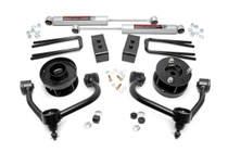 3in Ford Bolt-On Arm Lift Kit (14-21 F-150 4WD)