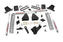 4.5in Ford Suspension Lift Kit (15-16 F-250 4WD / Diesel) with Standard Kit