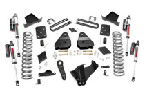 4.5in Ford Suspension Lift Kit (15-16 F-250 4WD / Diesel) with Vertex Reservoir Upgrade