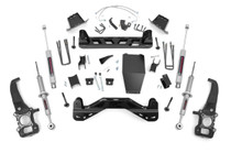6in Ford Suspension Lift Kit (04-08 F-150 4WD) with Vertex Reservoir Upgrade