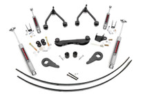 2-3IN GM Suspension Lift Kit (Rear Add-a--Leafs)