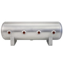 2.5 Gallon Raw  Aluminum Air Tanks