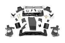 6in GMC Suspension Lift Kit (14-18 1500 Denali PU 4WD w/MagneRide)
