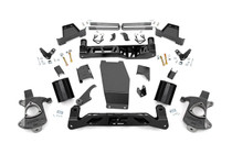 7in GMC Suspension Lift Kit (14-16 1500 Denali PU 4WD w/MagneRide)w/o Skid Plates