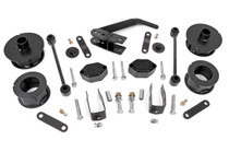 2.5in Jeep Series II Suspension Lift Kit (07-18 JK Wrangler / 07-18 JK Wrangler Unlimited )