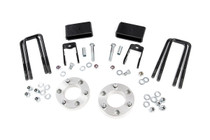 2in Nissan Leveling Lift Kit (16-17 Titan XD 2WD/4WD)