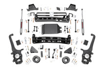 6in Nissan Suspension Lift Kit (2017-19 Titan 4WD)