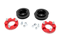 2in Toyota Suspension Lift Kit (07-14 FJ Cruiser 4WD) Anodized Red