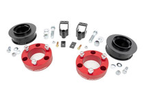 3in Toyota Suspension Lift Kit (03-09 4-Runner 4WD w/X-REAS)Red & Aluminum