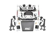 6in Toyota Suspension Lift Kit (16-20 Tacoma 4WD/2WD)