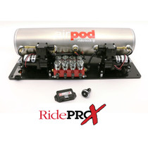 5 Gallon BigRed AirPod with RidePro-X Control System