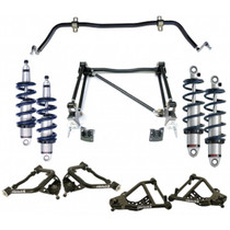 CoilOver System for 55-57 Chevy w/ 1 Piece Frame