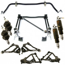 Air Suspension System for 1955-57 Chevy Car