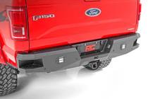 Ford Heavy-Duty Rear Led Bumper (15-19 F-150)