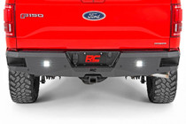 Ford Heavy-Duty Rear Led Bumper (15-19 F-150) straight view