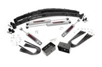 4 IN GM Suspension Lift Kit (69-72 Chevy/GMC)(1/2 Ton,3/4 Ton,Blazer, Jimmy, Suburban)