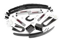 6IN GM Suspension Lift Kit (73-76 Chevy/GMC)(1/2 Ton Pickup/Blazer/Suburban/Jimmy)