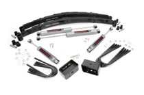 2IN Gm Suspension Lift Kit w/ 52IN Rear Springs (1988-91 Chevy/GMC)(Blazer/Jimmy/1/2 Ton Suburban)