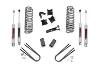 2.5in Ford Suspension Lift Kit (78-79 Bronco 4WD)