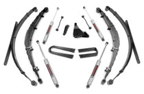 6in Ford Suspension Lift System (1999 Ford F250/F350 Super Duty 4WD)with N3 Shocks