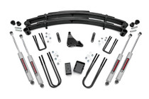 6in Ford Suspension Lift Kit (99-04 Ford )(F250/F350 Super Duty 4WD