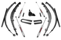 4in Ford Suspension Lift System (1999-2004 Ford)(F250/F350 Super Duty)