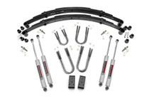 3in Jeep Suspension Lift Kit (74-83 Cherokee SJ)(84-91 Grand Wagoneer)