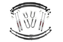 3in Jeep Suspension Lift System (76-83 Cherokee SJ)(84-91 Grand Wagoneer)