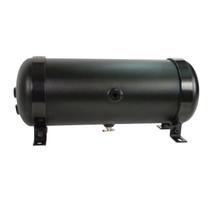 Black 3 Gallon Aluminum  MPM Tank