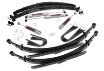 4in GM Suspension Lift System (1969-72 Chevy/GMC)(1/2-Ton Pickup/ 3/4-Ton Pickup/1/2-Ton Suburban/Blazer/Jimmy)