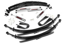 2in GM Suspension Lift System (52in Rear Springs)(73-76 Chevy/GMC)(1/2-Ton Pickup/Suburban/Jimmy/Blazer