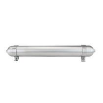 1/2 Gallon 24 Inch Seamless Aluminum Air Tank