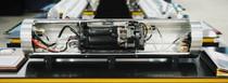 ENDO-CVT 5 Gallon Tank 2 Corner and Compressor and Valves - Internal View
